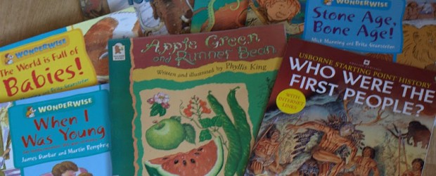More favourite picture books for November ...