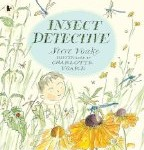 Insect Detective Steve Voake and Charlotte Voake