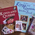 To celebrate the Queen's Diamond Jubilee we have been thinking about our favourite children's books and a few other resources on the Kings and Queens of England.